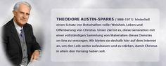 Austin-Sparks.Net - Deutsch United Kingdom, Author, The Unit, Deutsch, True Words, Vacation, Life, England, Writers