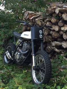 Visit a number of my most favorite builds - custom made scrambler designs like this Ducati Scrambler Custom, Cafe Racer Motorcycle, Custom Motorcycles, Custom Bikes, Harley Scrambler, Suzuki Cafe Racer, Cafe Racer Build, Cafe Racer Bikes, Tracker Motorcycle