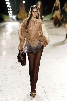 Christian Dior at Paris Fashion Week Spring 2006 - Runway Photos