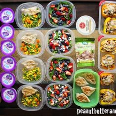 When I was planning my meals this week, I totally meant to eat really squeaky clean (ie. chicken/fish and veggies) all week. But then I decided that my weekly ground. Healthy Meal Prep, Healthy Dinner Recipes, Healthy Eating, Cooking Recipes, Healthy Junk, Paleo Meals, Batch Cooking, Healthy Food, Clean Eating