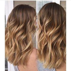 Balayage Hair Honey, Honey Hair, Balayage Brunette, Hair Color Balayage, Brunette Hair, Hair Highlights, Color Highlights, Carmel Highlights, Dark Balayage