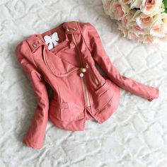 Pink ladies jacket?