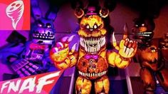 [SFM FNAF] FIVE NIGHTS AT FREDDY'S 4 SONG (Break My Mind) Music Video by DAGames - YouTube  SO COOL!