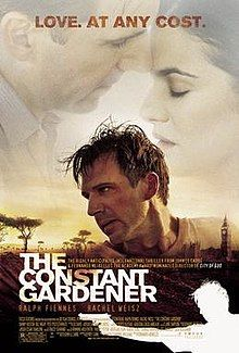Rachel Weisz, The Constant Gardener, Ralph Fiennes, Comedy Movies, Hd Movies, Saddest Movies, Iconic Movies, Movie Film, Classic Movies