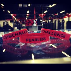 Be fierce, be fearless, UFC Gym Challenge!