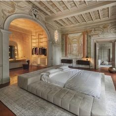 Dream Home Design, My Dream Home, Home Interior Design, Interior Architecture, Mansion Interior, Classical Architecture, Dream Apartment, Parisian Apartment, Aesthetic Rooms