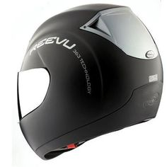 Photo: Now you really can have eyes in the back of your head! Check out these helmets from Reevu. Very cool technology!  http://www.reevu.com/motorsports/what-you-see/