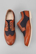 The Best Men's Shoes And Footwear : Hawkings McGill Mixed Wingtip Derby -Read More – Mode Shoes, Men's Shoes, Shoe Boots, Dress Shoes, Shoes Men, Fashion Shoes, Mens Fashion, Suit Fashion, Latex Fashion