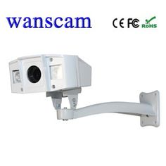 Wanscam Zoom IP Camera Bullet Wifi p2p Camera