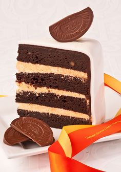 Recently, I was asked to make a cake based on a Terry's Chocolate Orange. What do I know about Terry's Chocolate Orange? Well, apart from that they taste good, what I remember most are the adverts ...