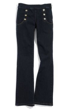 Juicy Couture 'Military' Bootcut Pants