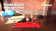 Core Exercise: Plank Reach with Lesley Paterson - Triathlete.com