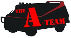 A tattoo design I did for my brother but also a piece of fanart for the A-Team fandom Because there is no Plan B! A-Team Van Logo Logo Vans, The Ateam, A Team Van, Gmc Vans, Celebrity Cars, Celebrity Photos, Favorite Tv Shows, Favorite Things, Team Logo