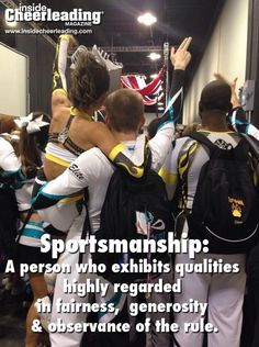 This was amazing! Top Gun gave away their $25,000 full paid bid to worlds to CEA coed elite because they felt that they truly deserved it. This is part of the reason Too Gun is my favorite gym ever.