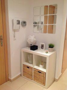 Cómo decorar un recibidor pequeño
