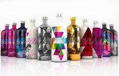 Abuse Vodka, package conceptual | Isopixel