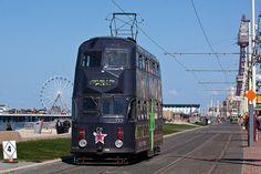 Blackpool Transport Services 723
