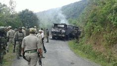 Manipur ambush : Top leader of NSCN(K) held A top leader of the National Socialist Council of Nagaland – Khaplang (NSCN-K), the militant outfit suspected to be involved in an ambush on an Army convoy in Manipur's http://www.vishvagujarat.com/manipur-ambush-top-leader-of-nscnk-held