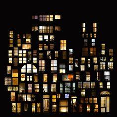'Tableaux d'intimité' / a photographic series by Anne-Laure Maison. via Notcot & Muuuz. #nyc