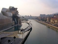 The Bilbao Guggenheim Museum is a museum of modern and contemporary art designed…