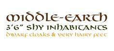 Uncia Regular published by Creative Alliance. #fonts #hobbit