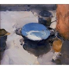 bofransson:  Still-life with Turquoise Bowl II, 2003 - Jordan Wolfson