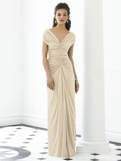 Beautiful vintage-y bridesmaid dress