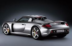 Porsche Carrera GT- Masterpiece