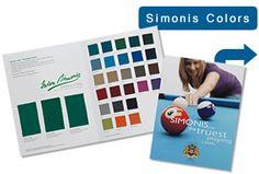 View Simonis Cloth Colors