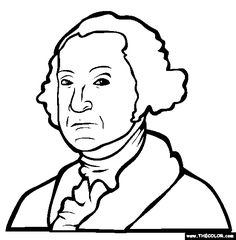 Presidential Coloring Pages
