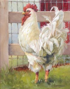 Le Rooster Blanc - Christie Repasy Designs Home Page