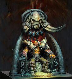 #warcraft #orc #garrosh #hurlenfer #hellscream