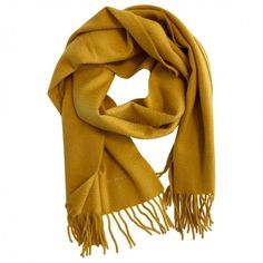 Cashmere scarf HERMÈS (21.050 RUB) ❤ liked on Polyvore featuring accessories, scarves, cashmere scarves, hermes shawl, yellow scarves, cashmere shawls and hermes scarves