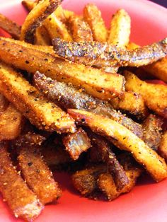 These Cajun Fries from Chapps are addicting! They are a must try!