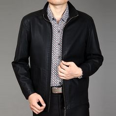 http://fashiongarments.biz/products/male-leather-clothing-male-leather-jacket-turn-down-collar-casual-leather-coat-thin-leather-garment-manteau-abrigo/,    Male genuine leather clothing male leather jacket  turn-down collar casual leather Coat  thin leather garment  manteau  abrigo   NOTE:  ^ .^ Good Quality & Materials Only    We Do not sell cheap junk Products…When you place the    order,Pls remark your height weight bust and waist size 1st…    ^ .^ More products Welcome to visit my…