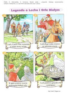 Polish Language, Kids And Parenting, Education, Comics, Blog, Fictional Characters, Historia, Comic Book, Fantasy Characters