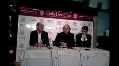 Rueda de prensa Serrat, Juntos en la lucha contra el cancer Infantil. Vídeo subido por Vivinila Gomez.