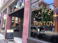 Caffè Brixton in Vancouver, BC: yummy yummy!