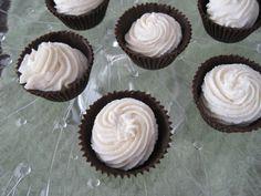 Chocolate Ricotta Cups!