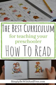 Why We Love The Good & The Beautiful for Teaching Pre-K