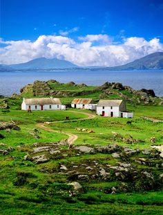 The Donegal Gaeltacht and Donegal Islands