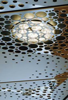 Ceiling Systems | Structured Surfaces | Lindner Group
