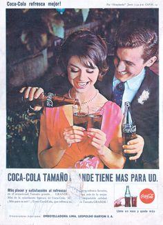 Coca Cola 1963