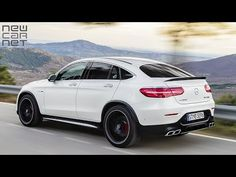 #VIDEO: #MercedesAMG reveals #GLC 63 4MATIC+ models