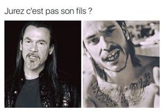 Y a une ressemblance