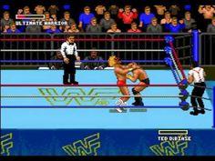 WWF Super Wrestlemania ( Sega Genesis )