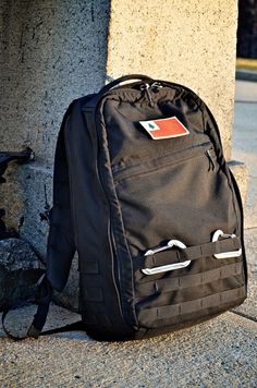 GORUCK GR1. One man. One year. One bag. #backpacks #outdoor #goruck #camerabags #everydaycarry