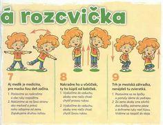 Mojito, Healthy Kids, Exercise, Education, Children, School, Hacks, Dance, Ejercicio