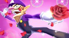 Waluigi // kiSS KISS FALL IN WAH Super Mario Memes, Super Mario Bros, Video Games Funny, Funny Games, Phil Swift, Fandom Jokes, Love Stage, Afraid Of The Dark, Funny As Hell