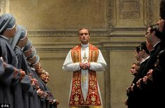 Jude Law plays Pope Pius XIII in HBO's new 10-part series The Young Pope, which according to its director Paolo Sorrentino may cause some degree of upset within the Vatican